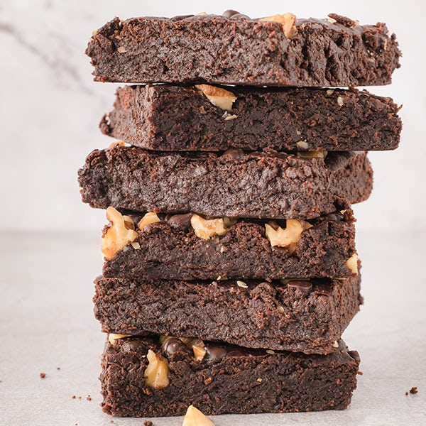 Picture 4 - Vegan Fudgy Brownies by Earth Desserts