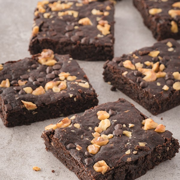 Picture 3 - Vegan Fudgy Brownies by Earth Desserts