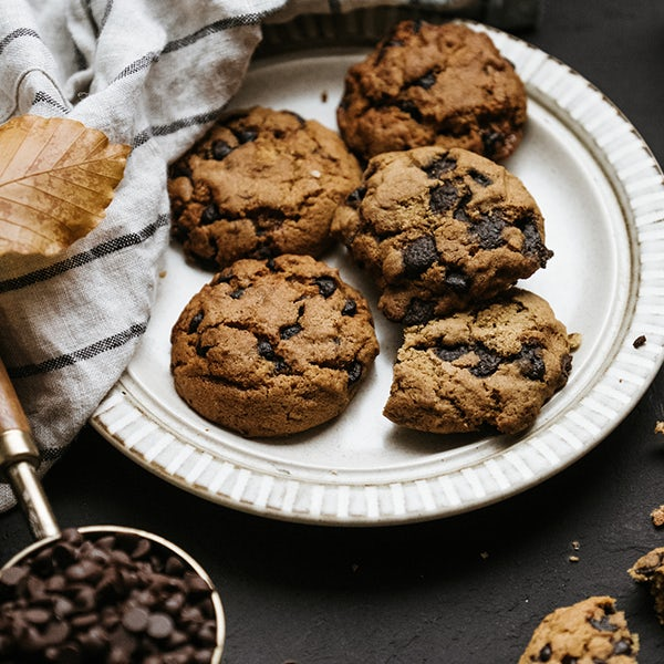 Picture 2 - Vegan Gluten-Free Choco Chip Cookies by Earth Desserts