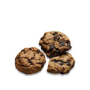 Vegan Gluten-Free Choco Chip Cookies by Earth Desserts