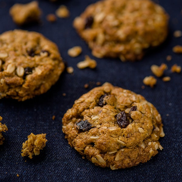 Picture 3 - Vegan Oatmeal Raisin Cookies by Earth Desserts