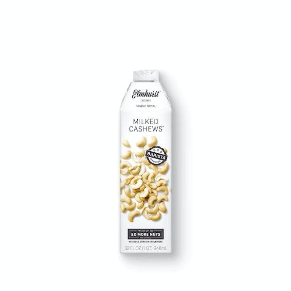 Picture 3 - Elmhurst Plant-based Milk - Barista Edition