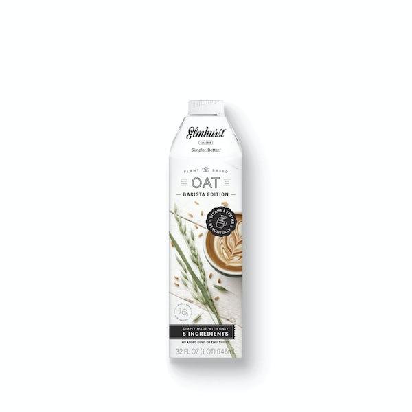 Picture 5 - Elmhurst Plant-based Milk - Barista Edition