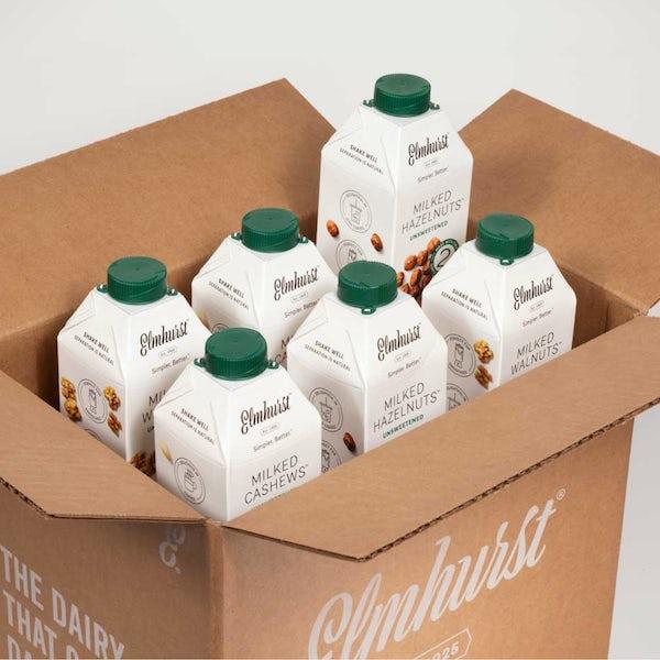 Picture 7 - Elmhurst Plant-based Milk - Barista Edition