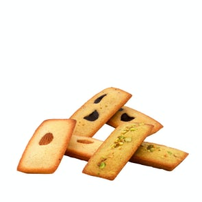 Financiers by Mlle. M Bakes