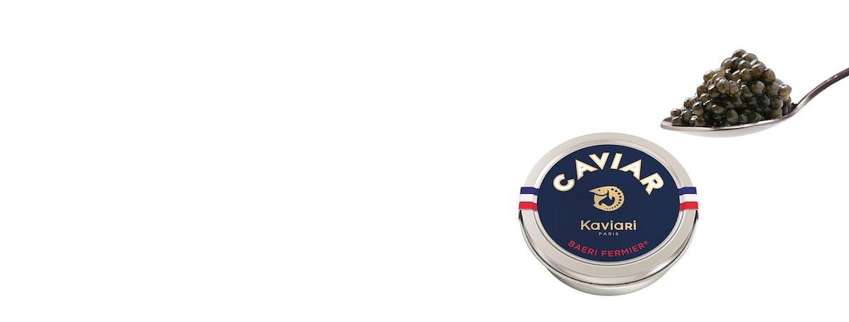 Kaviari caviar baeri