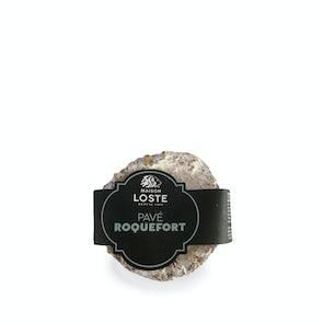 Maison Loste Saucisson sec Le Pavé with Roquefort 250g
