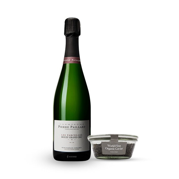 Picture 1 - Riofrìo Organic Caviar and Champagne Pierre Paillard Les Parcelles
