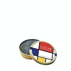 Prunier Oscietra Caviar Français
