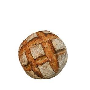 TPK&B Seeded Multigrain Sourdough Bread