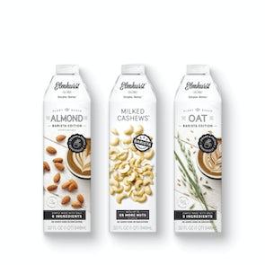 Elmhurst Plant-based Milk - Barista Edition
