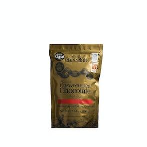 Malagos Chocolate Premium Unsweetened Chocolate